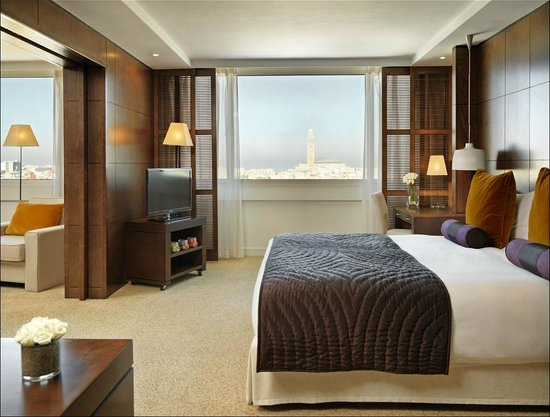 Hyatt Regency Casablanca: Regency Executive Suite view