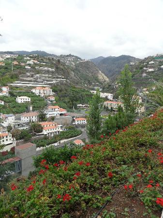 Estalagem Ponta do Sol: View from our room