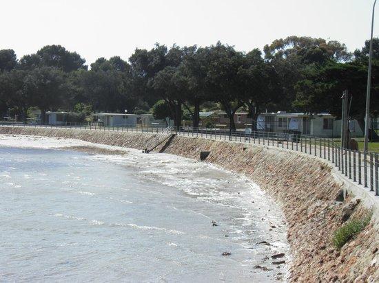 Moonta, Australia: site frim pier