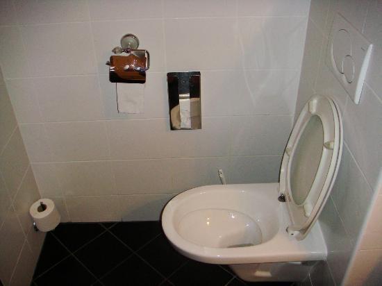 Hotel Antares: toilet
