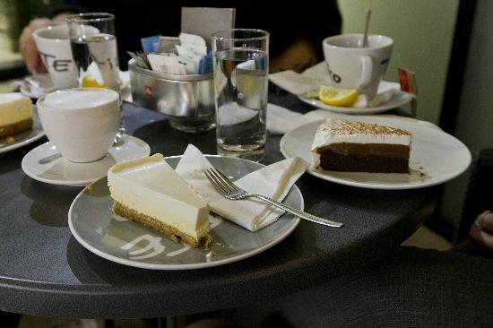 TORTE i to : cheesecake