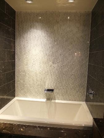 Loden Hotel: Bathtub