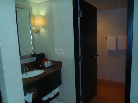 Hotel Lucerna Hermosillo: bano
