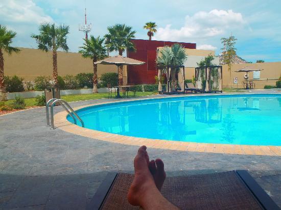 Hotel Lucerna Hermosillo: alberkita