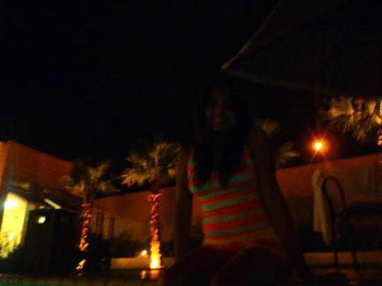Hotel Lucerna Hermosillo: de noche