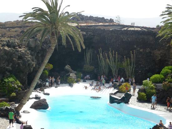 Hotel Río Playa Blanca: petite balade