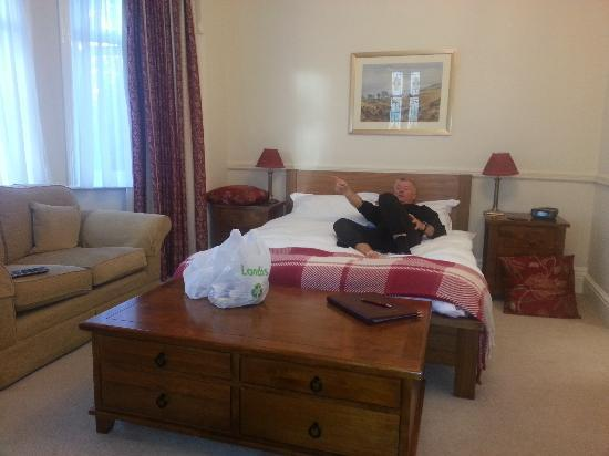 Abbey Lodge: luxury double
