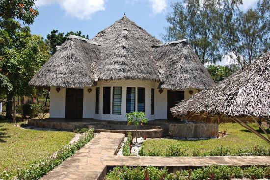 Kinondo Poa : Unterkunft
