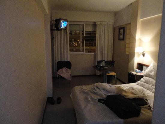 Hotel Carrara: Habitacion
