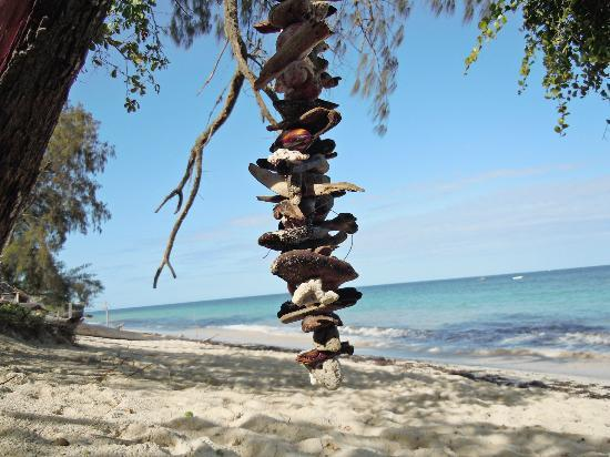 Kinondo Poa : Strand