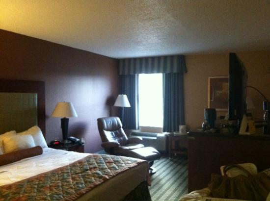 Best Western Plus Inn at Valley View: Room