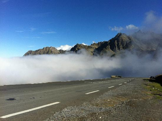 Le Froment: Top of Pyrenees