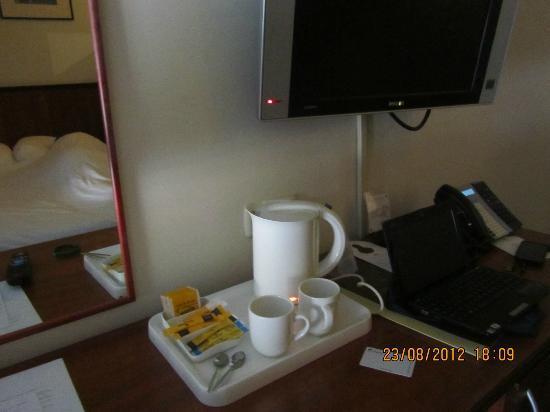 Die Port van Cleve: cafés y tes a tu disposición