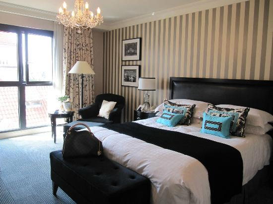 Four Seasons Hotel Prague : Deluxe Room