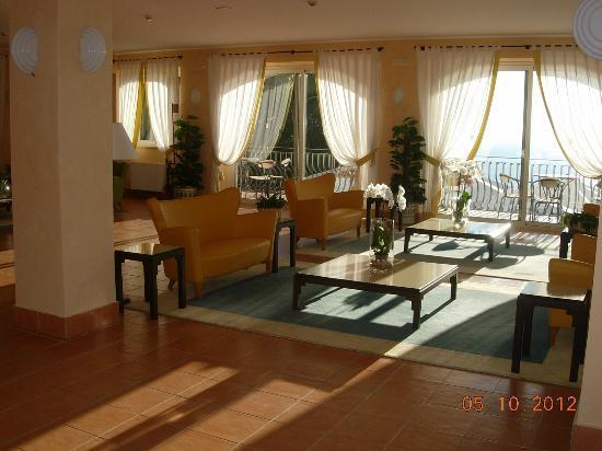 Parc Hotel Ariston & Palazzo Santa Caterina: Hotel Lobby