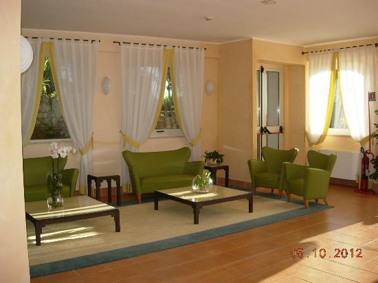 Parc Hotel Ariston & Palazzo Santa Caterina: Lobby