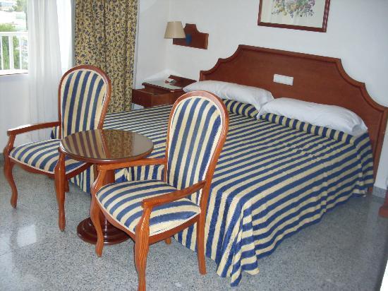 Hotel Riu Nautilus: room 603