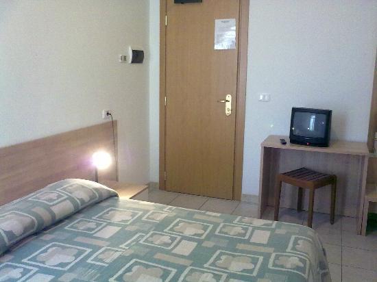 Hotel Ginevra: camera standard