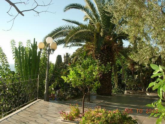 Parc Hotel Ariston & Palazzo Santa Caterina: Hotel grounds
