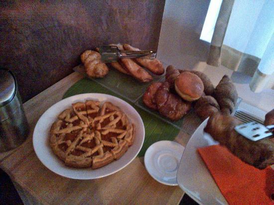 Hotel Angi: colazione