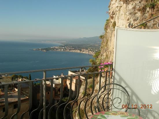 Parc Hotel Ariston & Palazzo Santa Caterina: Balcony