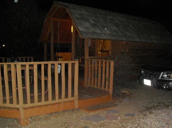 Estes Park KOA : kabin 12