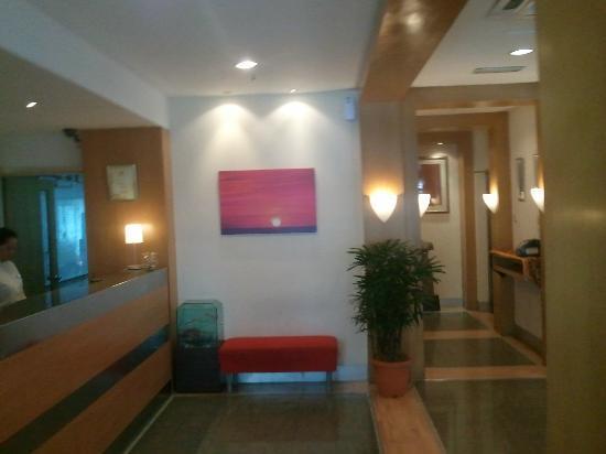 โรงแรมโนวา: lobby