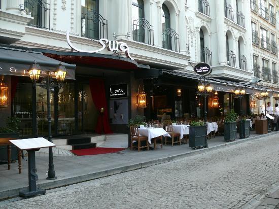 Sura Design Hotel & Suites: Esterno Hotel