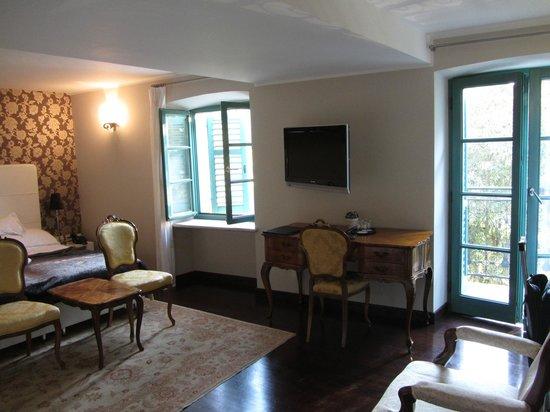 Hotel Vela Vrata: Our room (#11)