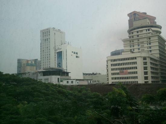 โรงแรมโนวา: room view