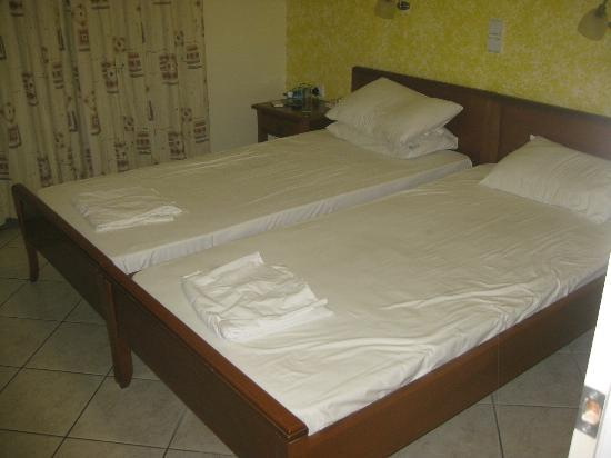 Zante Star: Bedroom