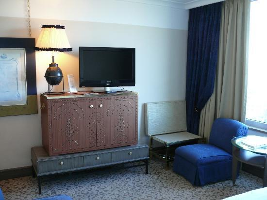 The Marmara Taksim: Bedroom