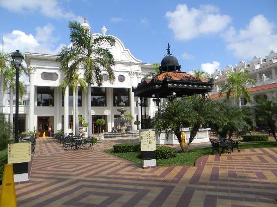 Hotel Riu Palace Riviera Maya: Desde el balcón