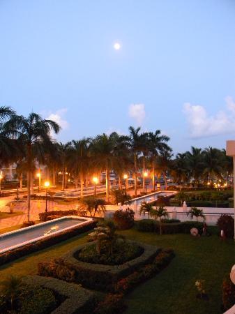 Hotel Riu Palace Riviera Maya: atardecer