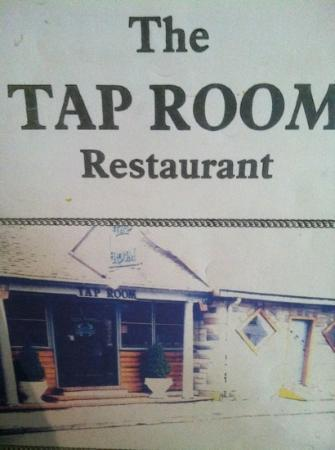 The Tap Room: can't wait to go back !!!