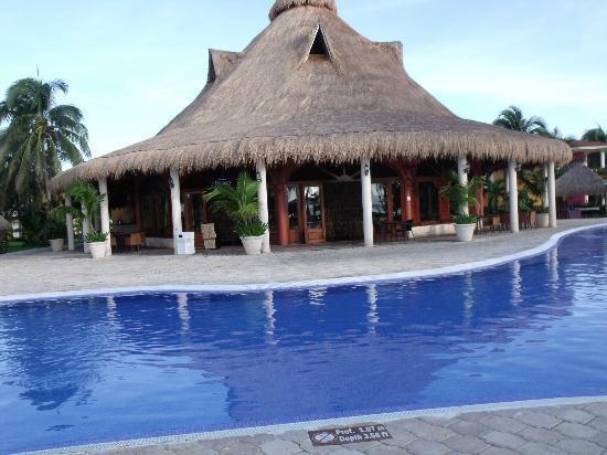 海洋瑪雅皇家全包飯店照片