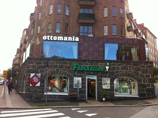 Ottomania g teborg restaurantanmeldelser tripadvisor for Otto swimmingpool