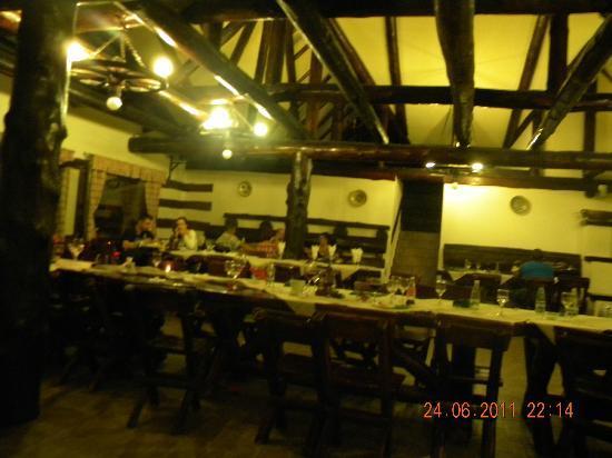 Cheile Gradistei: restaurant