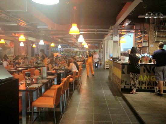 The Food Factory Southampton Reviews