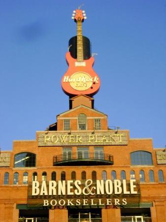 Hard Rock Cafe: HRC Baltimore