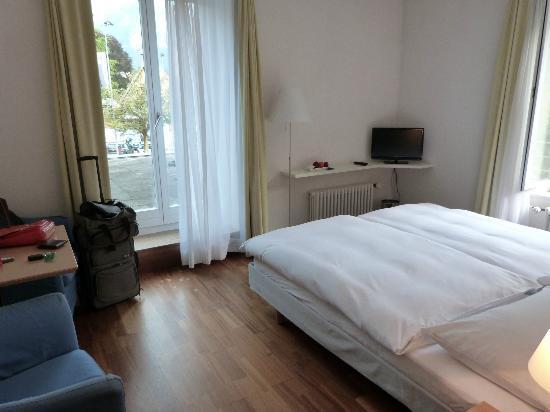 Hotel Victoria: Room #12