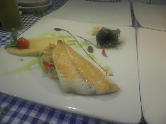 Elounda Gulf Villas & Suites: half board menou