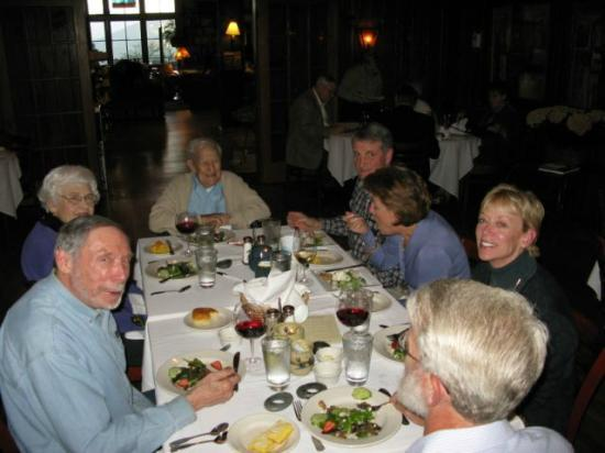 Snowbird Mountain Lodge: Dinner