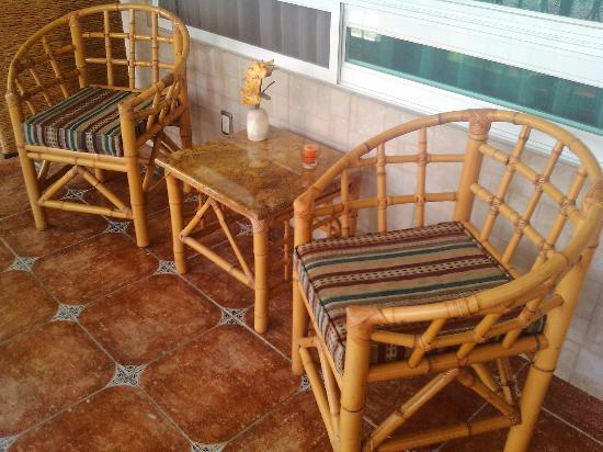 Nuevo Amanecer Resort & Spa: Pasillos