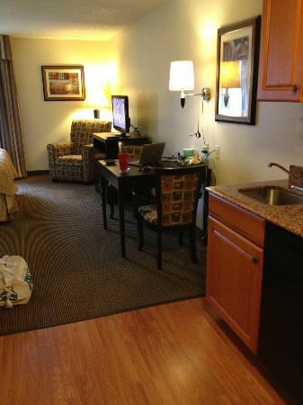 MainStay Suites Knoxville: over all
