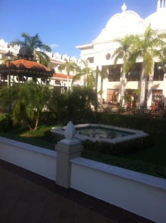 Hotel Riu Palace Riviera Maya: view of the main area