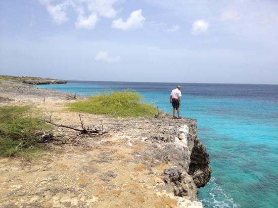 Boca Slagbaai: die Insel ist ein Traum