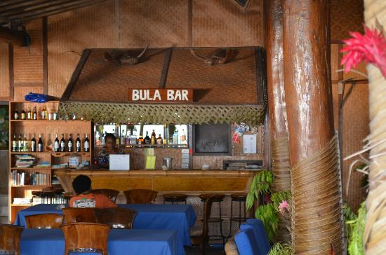 Beqa Lagoon Resort: Bula Bar
