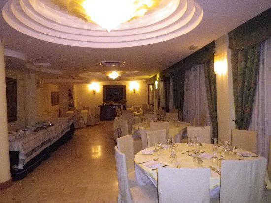Hotel Paradiso : sala da pranzo