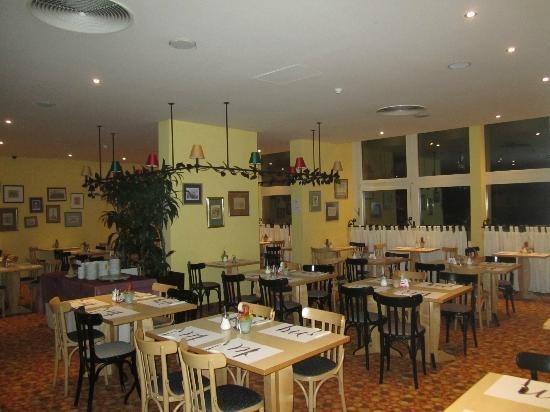 โรงแรม เมอร์เคียว บูดาเปสท์ บูดา: ristorante